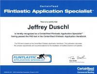 Flintastic Application Specialist- CertainTeed