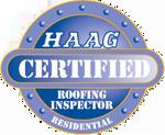 HAAG Certified Roofing Inspector (2010-Present)