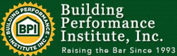 Certified BPI Staff Members