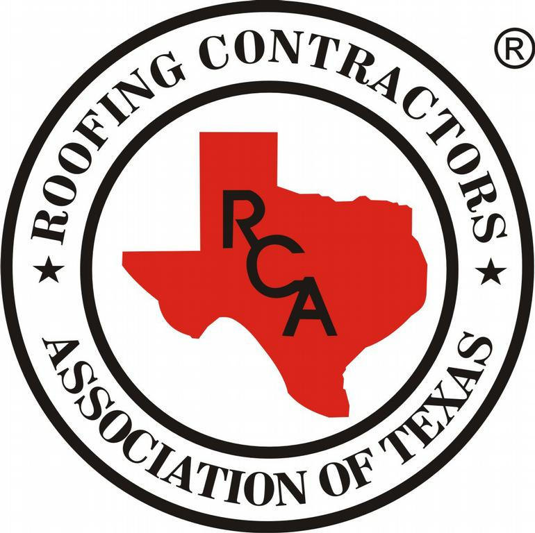 Roofing Contractors Association of Texas (RCAT) Certified