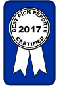 2017 Best Pick Certified
