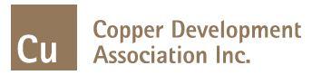 Copper Development Association (CDA) Certified