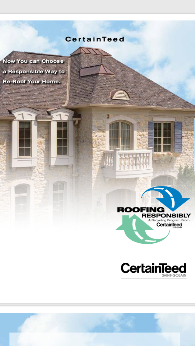 Roofing Responsibility