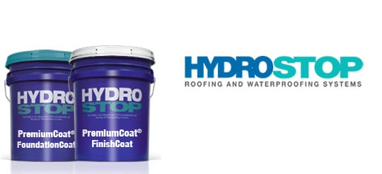 GAF HydroStop® PremiumCoat® System Certified