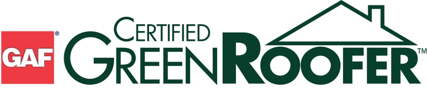 GAF Green Roofer Certified
