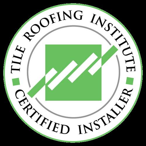 Tile Roofing Institute - Certified Installer