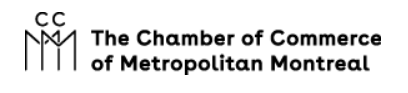 Chamber of Commerce of Metropolitan Montréal