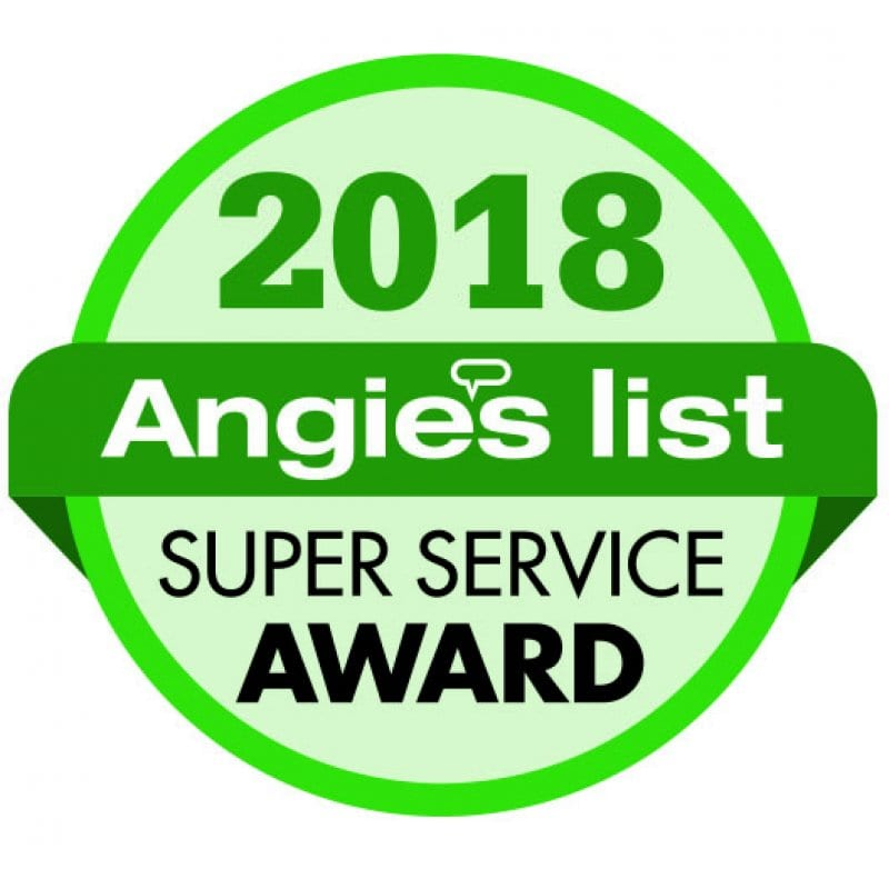 2018 Super Service Award