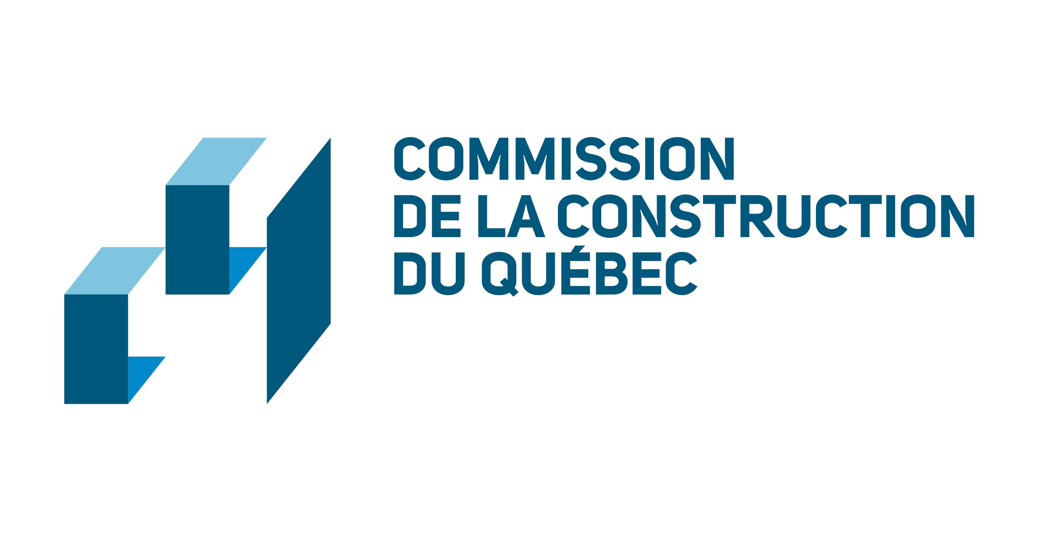 La Commission de la construction du Québec (CCQ)