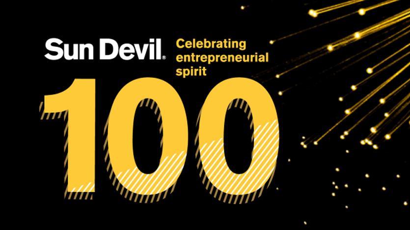 ASU Sun Devil 100