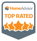 Top Rated on HomeAdvisor