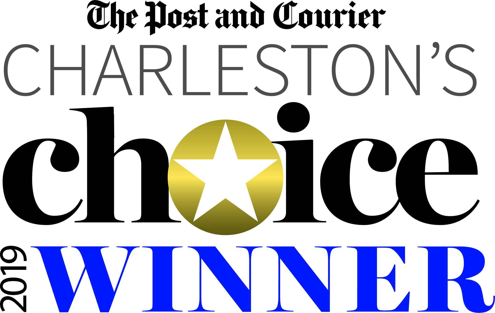 Charleston's Choice 2019 Winner