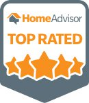 HomeAdvisor Top Rated Professional 2019