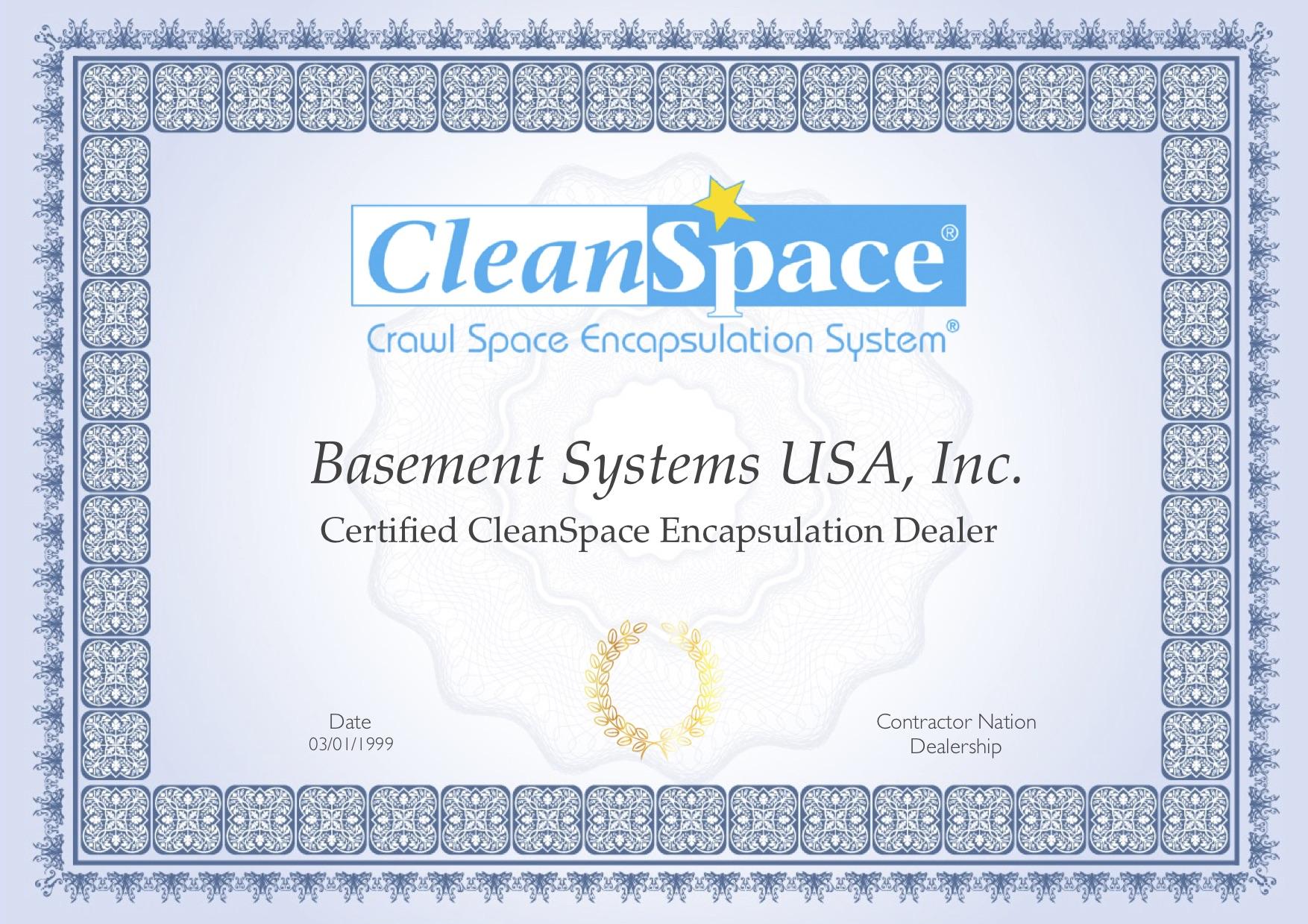 CleanSpace Dealer