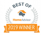 HomeAdvisor Best of 2019