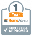 1 Year With Home Advisor