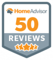 50 Reviews Home Advisor