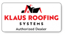 Klaus Roofing Systems Authorized Dealer