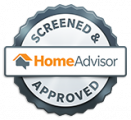 HomeAdvisor Seal of Approval