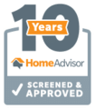 10 years with Home Advisor