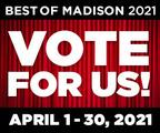 Vote here for Best of Madison 2021