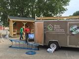 Erie City Mission - Volunteer Construction Work