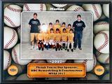 Sponsor of the 2017 MYAA DBC Marlins Baseball Team