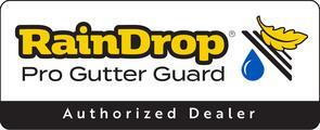 RainDrop Pro Gutter Guard Authorized Dealer
