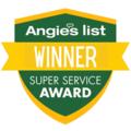Angi Super Service Award