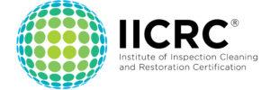 IICRC Certified (Institute of Inspection Cleaning and Restoration Cert