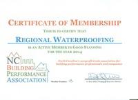 North Carolina Building Performance Association