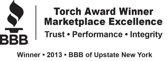 2013 BBB Torch Award For Marketplace Ethics