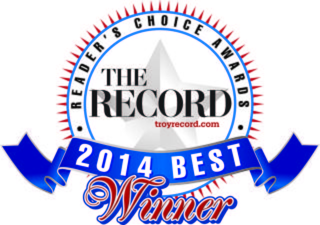 2014 Troy Record Reader's Choice Award