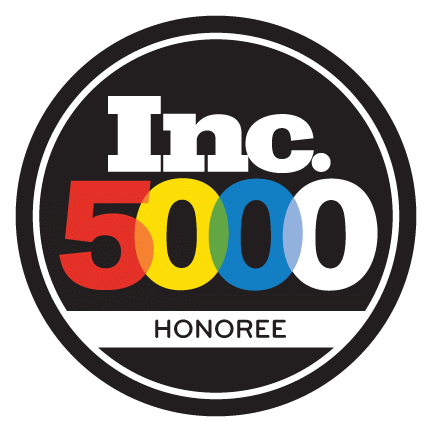 Inc. 5000 Fastest Growing Company in America