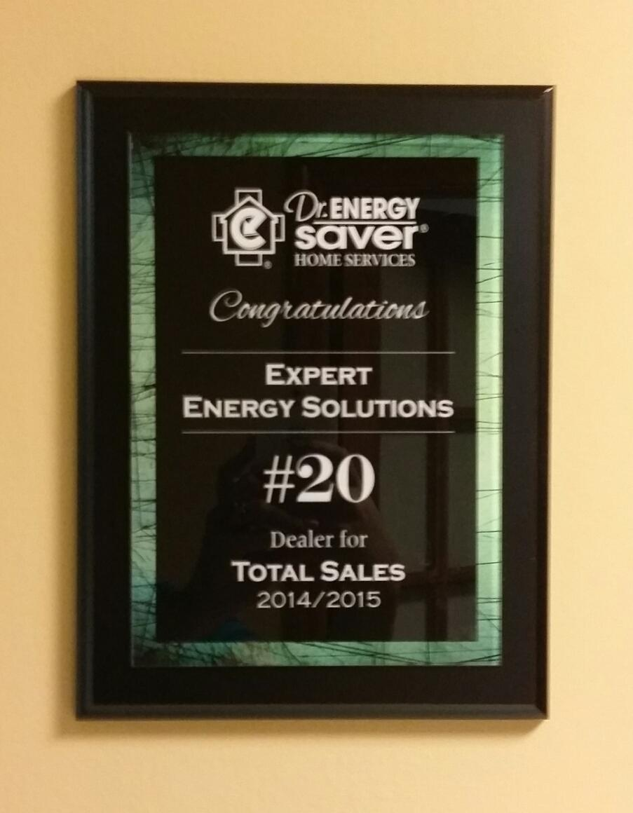 #20 Dealer Total Sales 2014/2015