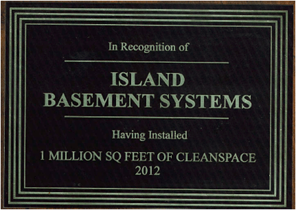 CleanSpace Installer Award