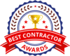 2020 Best Contractor Award Winner