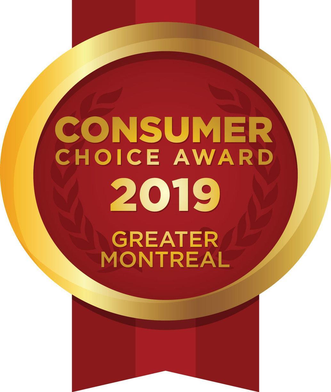 2019 Consumer Choice Award