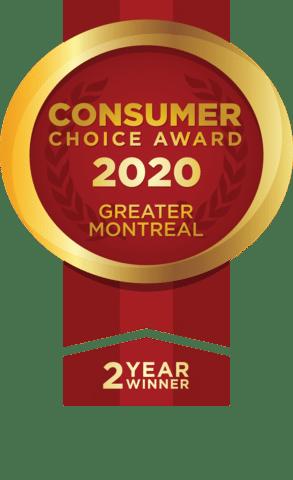 2020 Consumer Choice Award