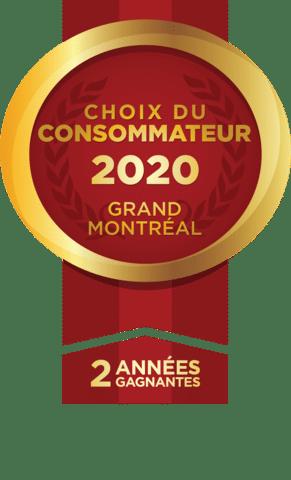 Prix du Choix du Consommateur 2020