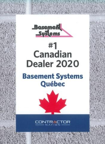 Meilleur concessionnaire canadien 2020