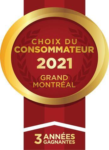Prix du Choix du Consommateur 2021