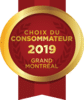 Prix du Choix du Consommateur 2019