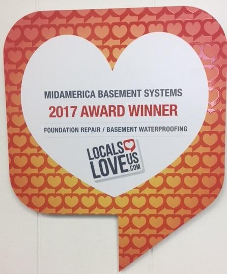 Locals Love Us 2017 Award Winner
