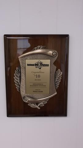 2013/2014 National Radon Defense Award