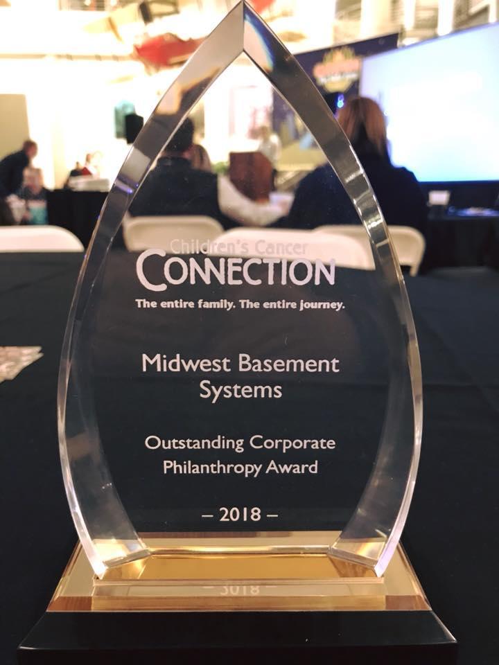 Outstanding Corporate Philanthropy Award