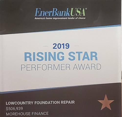Enerbank Rising Star Performer Award 2019