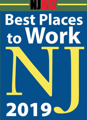 NJ Biz Best Places To Work 2019