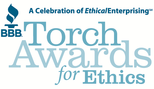 Torch Award for Ethics from Better Business Bureau