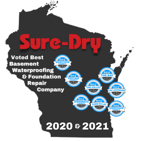 Voted Best Basement Waterproofing & Foundation Repair Company
